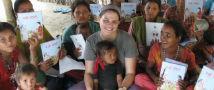 תבל בצדק יוצרת קהילה של פעילים בנפאל